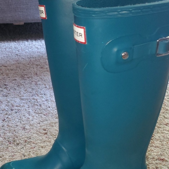 Hunter Shoes - Hunter boots size 5